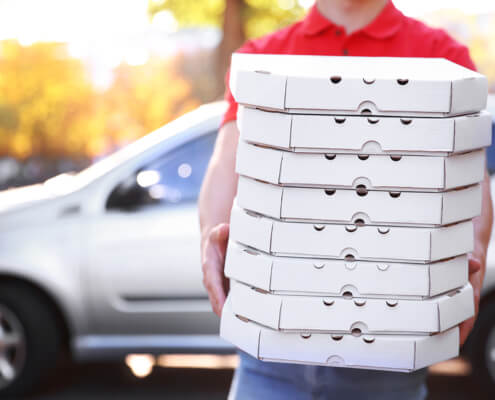Proper Insurance Coverage for Food Delivery in Lakewood, WA